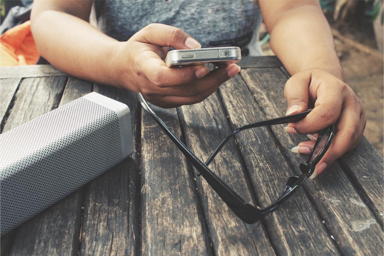 Bluetooth Lautsprecher Suche